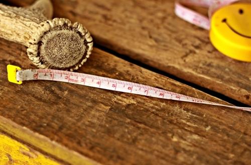 サイズの測り方 1